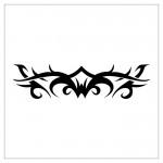 Image de tatouage tribal bracelet