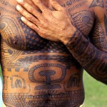 Tatouage Maori traditionnel