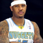 Tatouages Carmelo Anthony