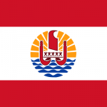 Drapeau de la Polynésie française