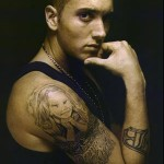 Eminem tatouage de sa fille
