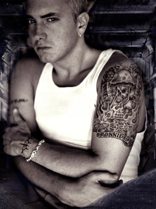 Eminem Tattoos 30 Groovy Eminem Tatto...