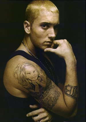 Eminem Tattoos Tatouage Eminem : tatt...