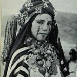 Tatouage de femme berbère