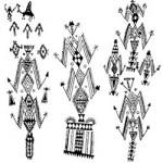 Motifs de tatouages berbères