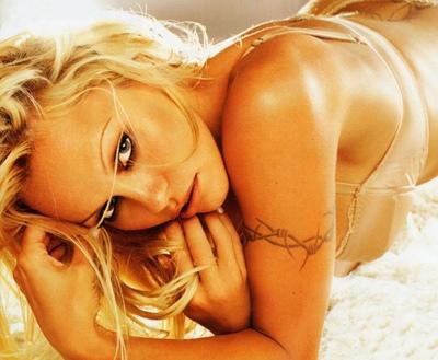 Pamela Anderson Stacheldraht