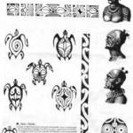 catalogue tatouage gratuit femme et homme en ligne catalogue tatouage tribal polyn sien old. Black Bedroom Furniture Sets. Home Design Ideas