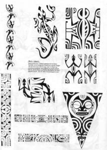 tattoo maori signification. Black Bedroom Furniture Sets. Home Design Ideas