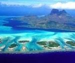 Polynésie, iles du pacifique sud