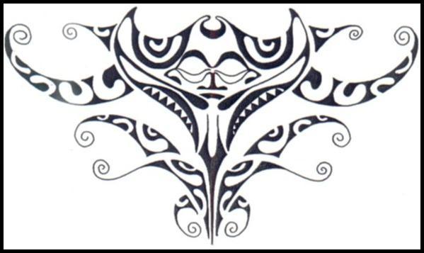 Souvent Tatouage Polynésien, Tattoo marquisien, Tahitien : histoire et  RU16