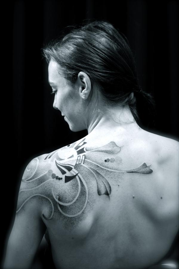 Rick Fox Style de tatouage, les...