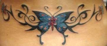 Tatouage Bas Du Dos Modele De Tatouage En Bas Du Dos Tattoo Sexy