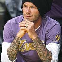 Tatouage David Beckham Les Tatouages De Beckham Tattoos De