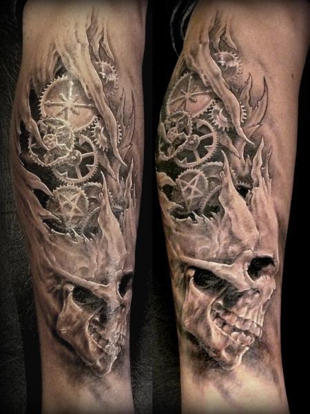 style de tatouage, les styles de tattoo : tribal, old school