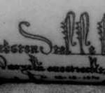 Tatouage Rilke sur le bras de Lady gaga