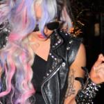 Lady Gaga tattoo bras