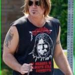 Tatouage Billy Cyrus
