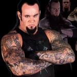 Tatouages sur les bras de l'undertaker