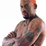 Tatouage bras Dennis Rodman
