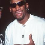 Tatouage Dennis Rodman sur la main