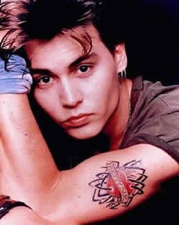 Tatouage Johnny Depp Tatouage De Pirate Tattoo Old School Les