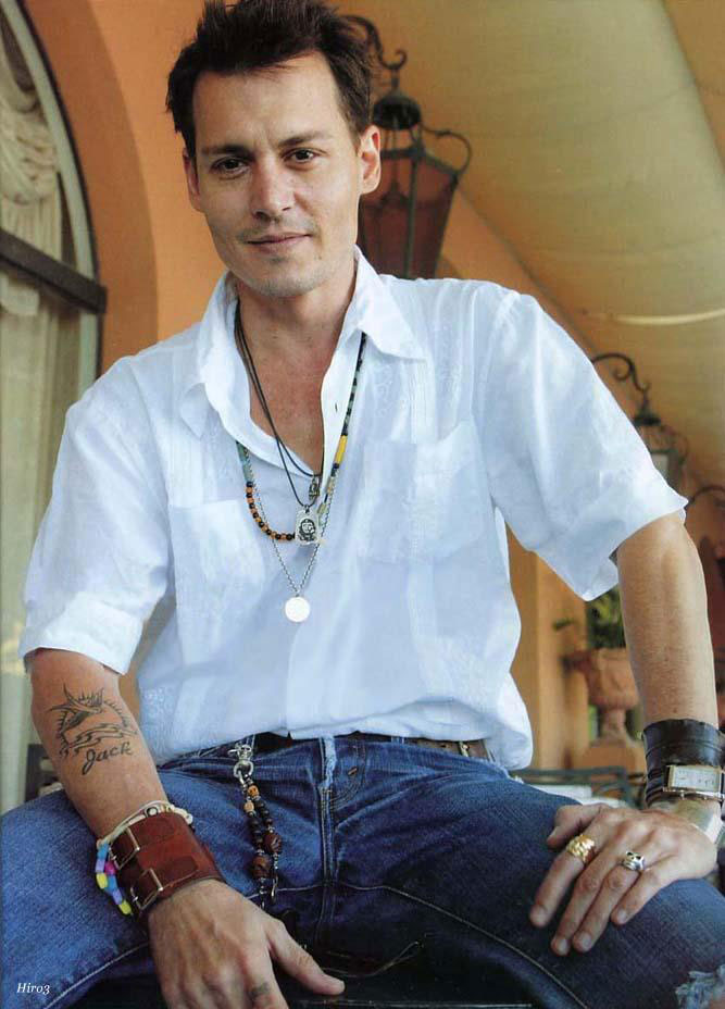 Tatouage Johnny Depp Tatouage De Pirate Tattoo Old School Les