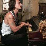 Tatouage indien cherokee Johnny Depp