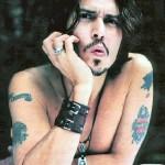 Tatouages de Johnny Depp