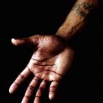 Détails du tatouage sur l'avant-bras de Kobe Bryant