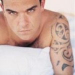 Manchette tribale Robbie Williams