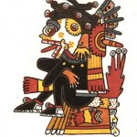 Mictlantecuhtli Dieu de la mort Aztèque