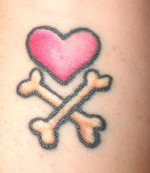 Tatouage discret femme poignet coeur - Tatouage femme coeur ...