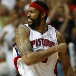 Tatouage égyptien de Rasheed Wallace