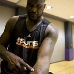 Tatouage bras gauche de Shaquille O'Neal