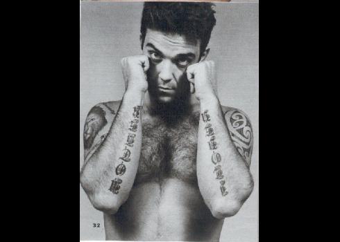 Le tatouage sur le poignet