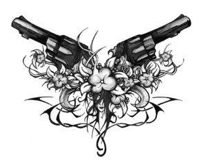 Tatouage Rose Old School Symbolique Et Tattoo