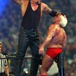 L'undertaker contre Rick Flair à Wrestlemania