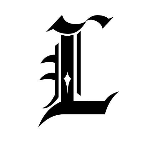 Tatouage criture gothique mod le tatouage lettres gothiques symbolique des critures - Tatouage lettre l ...