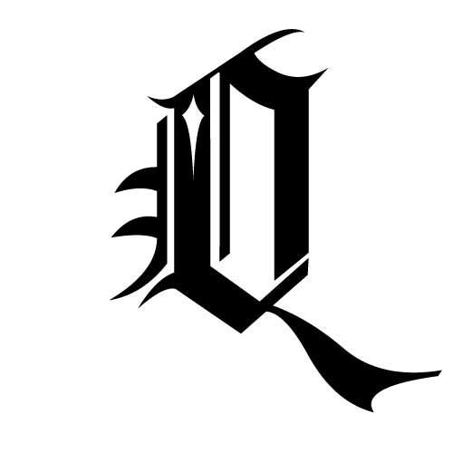Style ecriture gothique - Police ecriture tatouage ...