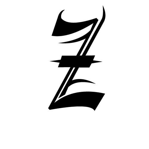Tatouage Ecriture Gothique Modele Tatouage Lettres Gothiques