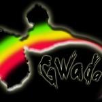 Modèle tatouage Gwada rasta