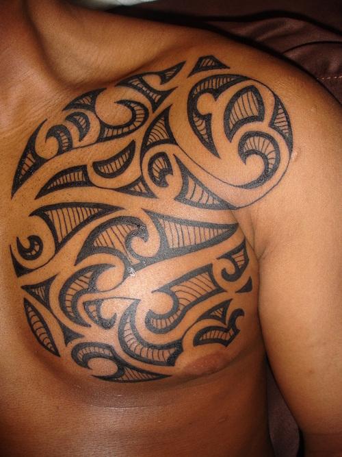 Tatouage Maori Le Style De Tatouage Tribal Maori