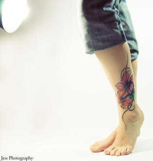Charmant Style De Salon #4: Tatouage-gwada-hibiscus-2-e1271709127634.jpg
