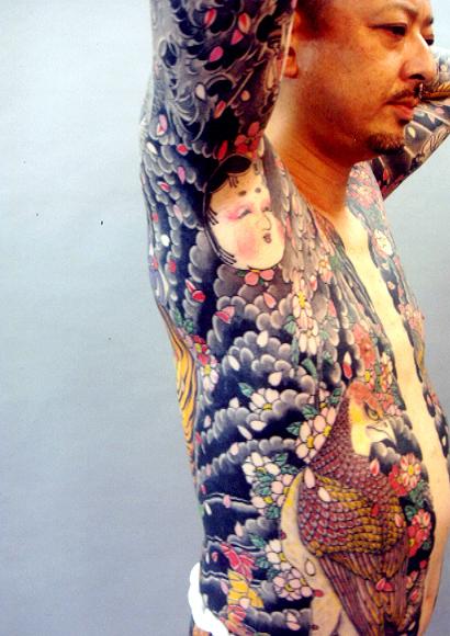 Tatouage Yakuza Tatouage Japonais Les Tatouages Des Membres De La