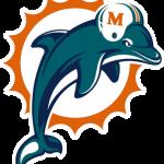 Tatouage football américain Miami Dolphins