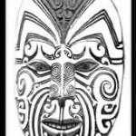 Symbolique et Modèle de tatouage Maori : le Ngakaipikirau