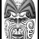 Symbolique et Modèle de tatouage Maori : le Ngunga