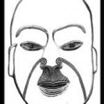 Symbolique et Modèle de tatouage Maori : le Kirupa