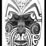 Symbolique et Modèle de tatouage Maori : le Uirere
