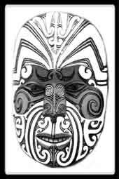 mod le tatouage maori signification du tatouage maori symbolique du moko tattoo tatouages com. Black Bedroom Furniture Sets. Home Design Ideas